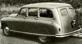 1952 Standard Vanguard Estate