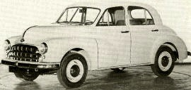 1953 Morris Oxford Series MO