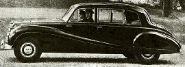 1955 Armstrong Siddeley Limousine