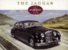 1958 Jaguar Mark IX