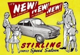 1958 Opperman Stirling Family Speed Saloon