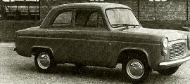 1958 Ford Anglia Saloon Model 100E