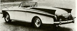 1958 RolIs-Royce Silver Cloud Convertible