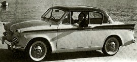 1958 Sunbeam Rapier Series II