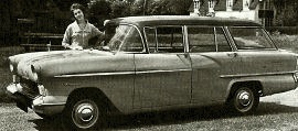 1958 Vauxhall Victor Estate Model FW