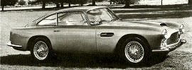 1959 Aston Martin DB4 Saloon
