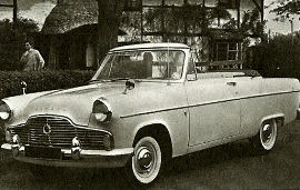 1959 Ford Consul, Zephyr and Zodiac Mark II