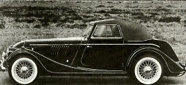 1959 Morgan Plus Four Drophead Coupe