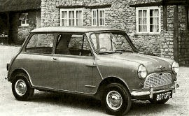 1959 Morris Mini-Minor Saloon
