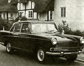 1959 Morris Oxford Series V Farina