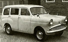 1959 Standard Ten Companion Estate