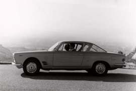 1963 Fiat 2300 Coupe