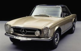 1963 Mercedes Benz 230Series 230SL