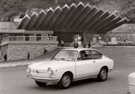 1964 Fiat 850 Coupe
