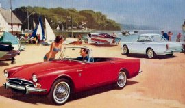 1964 Sunbeam Alpine