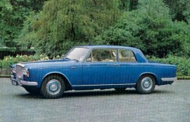 1966 Bentley T-Series James Young 2 Door
