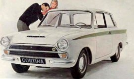 1966 Ford Cortina Lotus