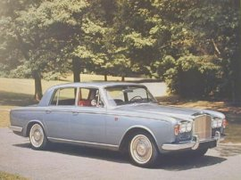 1967 Bentley T Series