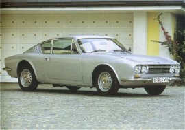 1967 Ford Osi 20M TS Coupe