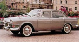 1967 Humber Imperial Saloon