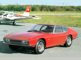 1967 Monteverdi 375 High Speed
