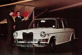 1967 Riley Kestrel 1300