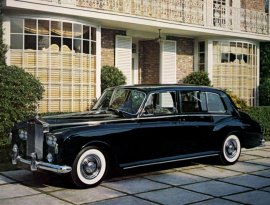 1967 Rolls Royce Phantom V