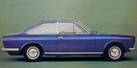 1968 Fiat 124 Sport Coupe