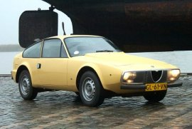 1972 Alfa Romeo 1300 Junior Zagato