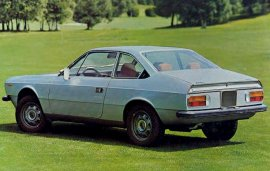 1974 Lancia Beta Coupe