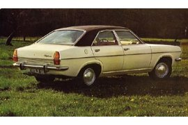 1974 Simca-Chrysler 160