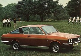 1975 Sunbeam Rapier