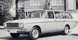 1976 Hillman Hunter GL Estate