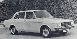 1976 Hillman Hunter Super Saloon