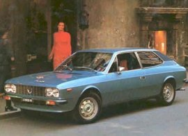 1976 Lancia Beta HPE Coupe