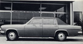 1976 Opel Admiral