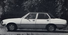 1976 Opel Commodore GS