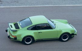 1976 Porsche 911 Turbo Carrera