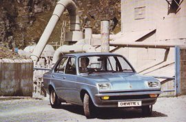 1977 Vauxhall Chevette L 4 Door