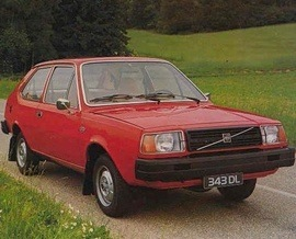 Volvo 343 DL 3 Door