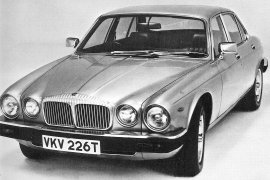 1979 Daimler Double Six Mark 3