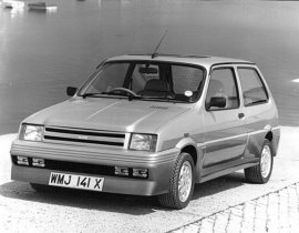 1981 Frazer Metro Tickford