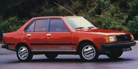 1981 Renault 18 Turbo
