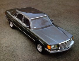 1982 Mercedes Benz 380-Series 380SEL