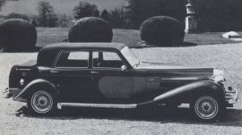 1982 Panther DeVille