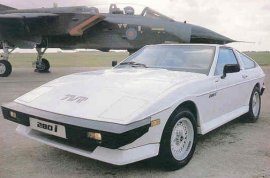 1982 TVR 280i Coupe