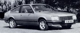 1982 Vauxhall Royale 2800 Coupe