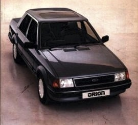 1983 Ford Orion