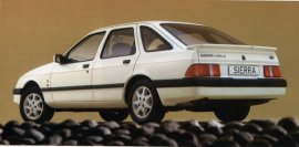 1984 Ford Sierra XR4x4