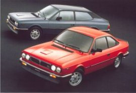 1984 Lancia Beta Coupe and HPE